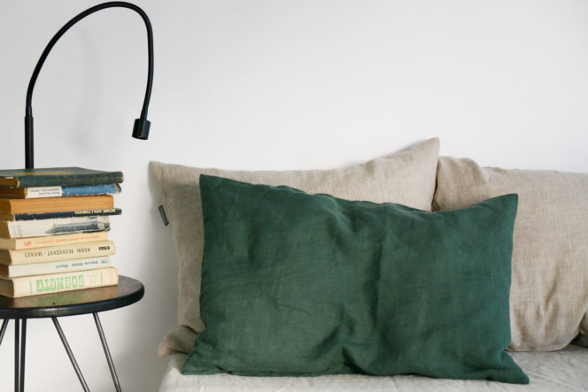 Poszewka na poduszkę dolarowa zieleń
